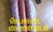 Kho ống silicone chịu nhiệt độ cao tại Hà Nội, ống silicone phi 100
