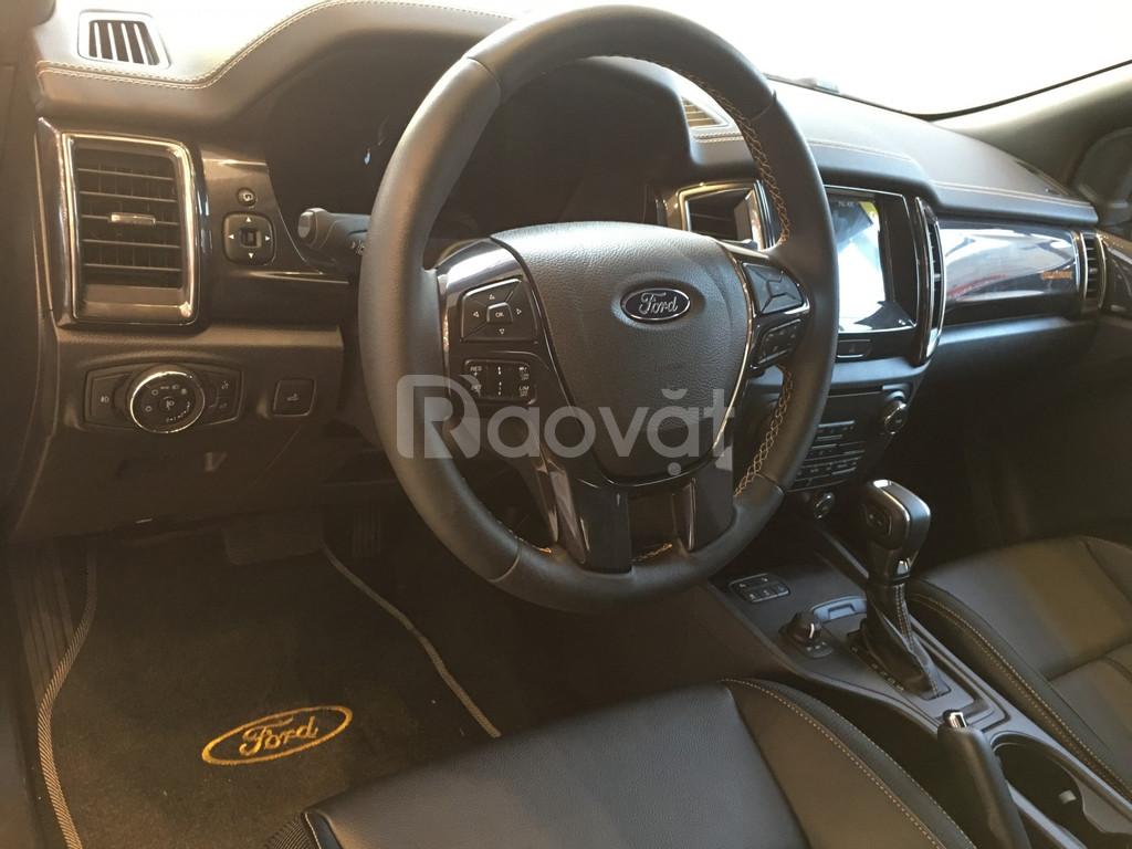 Bán xe Ford Ranger Wildtrak
