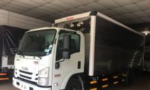 Isuzu 4.9 tấn, 5.7 tấn NQR75ME4 thùng 6,2m