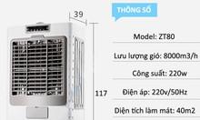 Quạt điều hòa  làm mát bằng hơi nước Akyo ZT-80 nhập khẩu Thái Lan