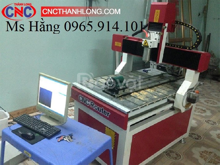 Máy cnc mini 6090, máy đục gỗ vi tính, hướng dẫn sử dụng máy cnc
