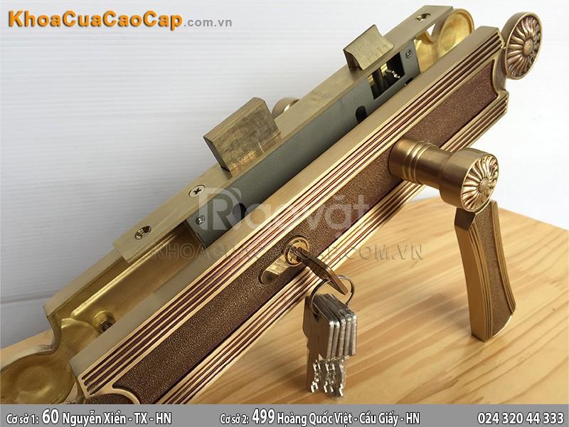 Sửa chữa cửa gỗ tại Ba Đình Hà Nội