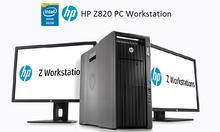 Máy tính Workstation HP z820 render đồ họa dựng phim đỉnh