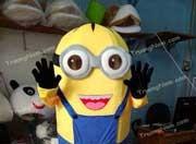 May, bán mascot – cho thuê mascot Minion giá rẻ
