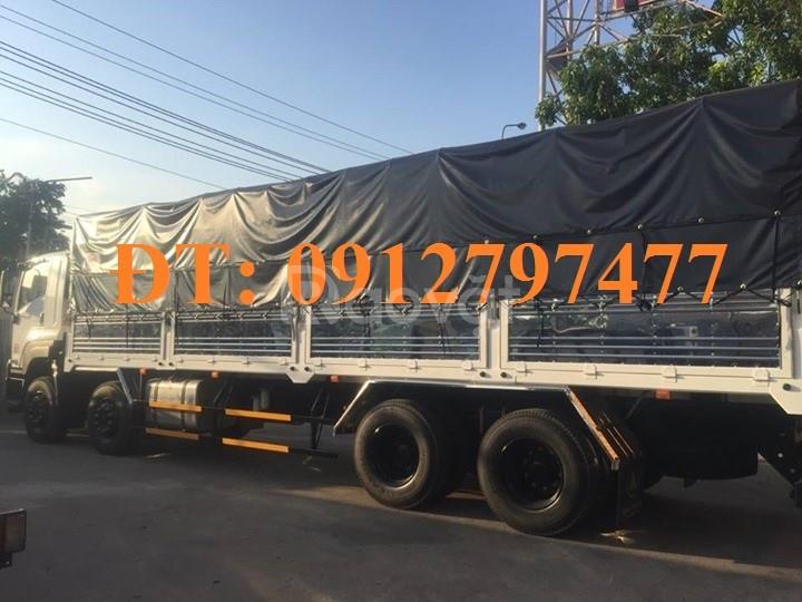 Giá xe tải isuzu 4 chân Isuzu 18 tấn