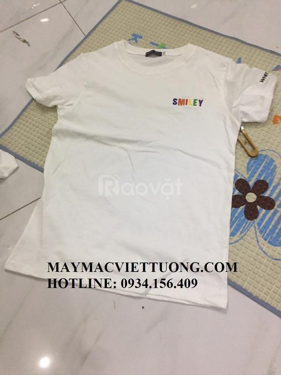 Xưởng may áo thun đồng phục quảng cáo giá rẻ