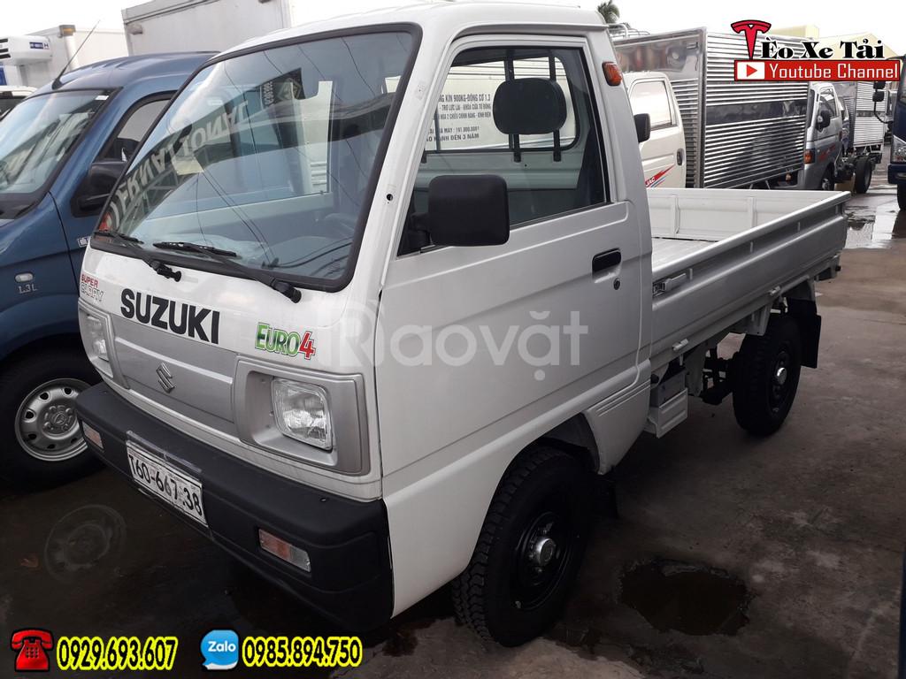 Suzuki đầu tròn - Xe tải Suzuki 500kg Carry Truck