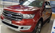 Ford Everest Mới, giá tốt, tặng phụ kiện hoặc giảm tiền mặt