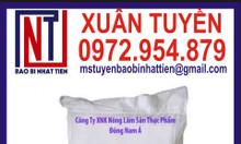 Bao đựng gạo 50kg giá rẻ