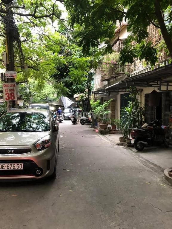 Bán nhà đẹp Vương Thừa Vũ, Thanh Xuân, 4,5 Tầng, Ô tô đỗ cửa, 2,5 Tỷ.
