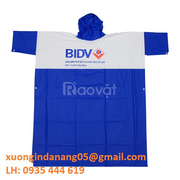 Sản xuất áo mưa quảng cáo in logo giá rẻ tại Thừa Thiên Huế