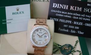 Shop thu mua đồng hồ rolex cũ chính hãng giá cao | rolex date just