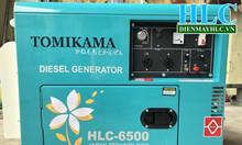 Giới thiệu máy phát điện chạy dầu Tomikama hlc-6500 công suất đủ