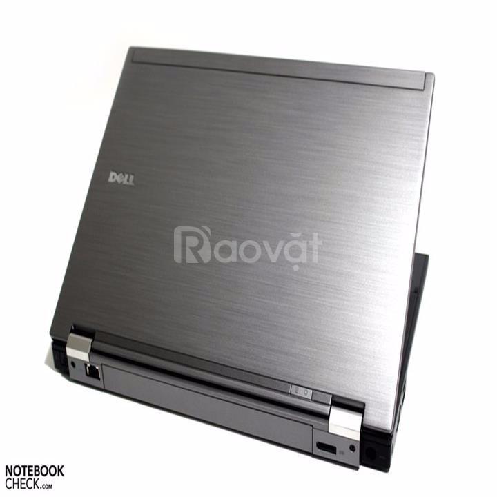 Laptop Dell latitude E6410 i5 8G SSD 120G mới ssd bảo hành 3nam và pin