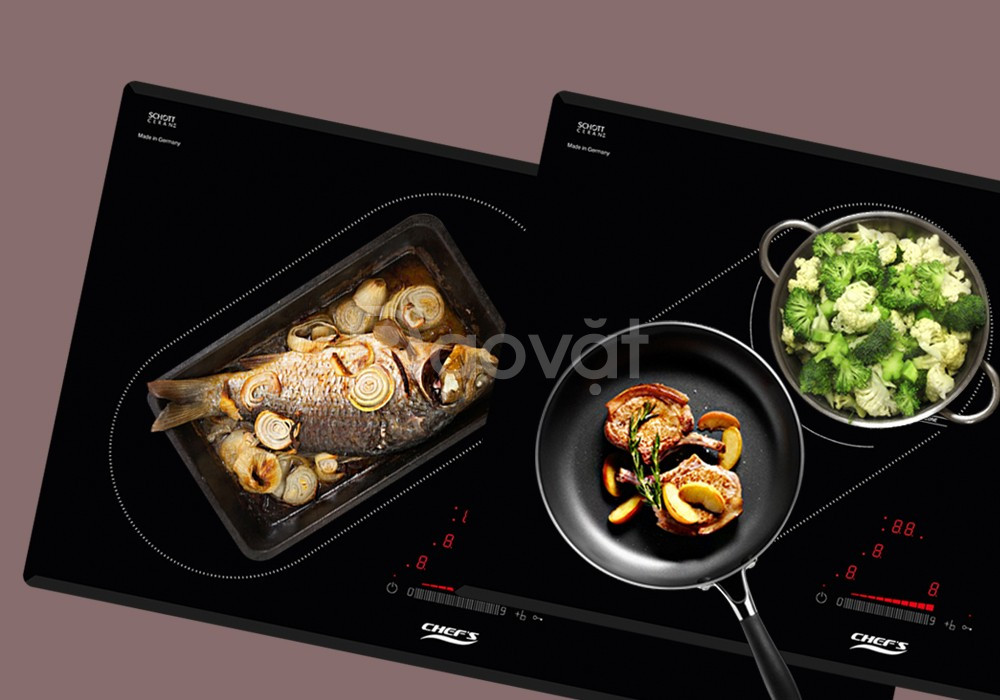 Bếp từ Chefs EH IH566 và 5 nâng cấp đáng để người dùng mong đợi