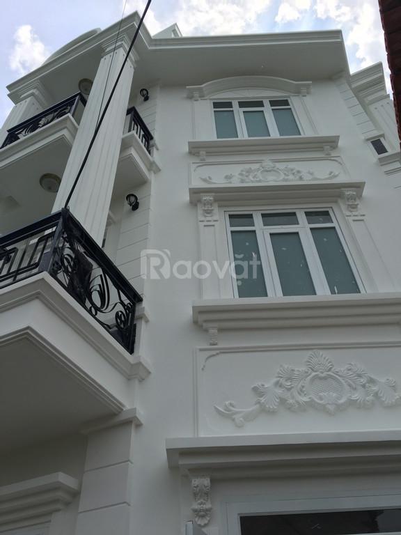 Bán nhà 1 trệt 2.5 lầu, phường Thạnh Xuân, Quận 12  (ảnh 2)