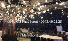 Sản xuất bán màn sao - Phông sao sân khấu giá rẻ - Toàn quốc