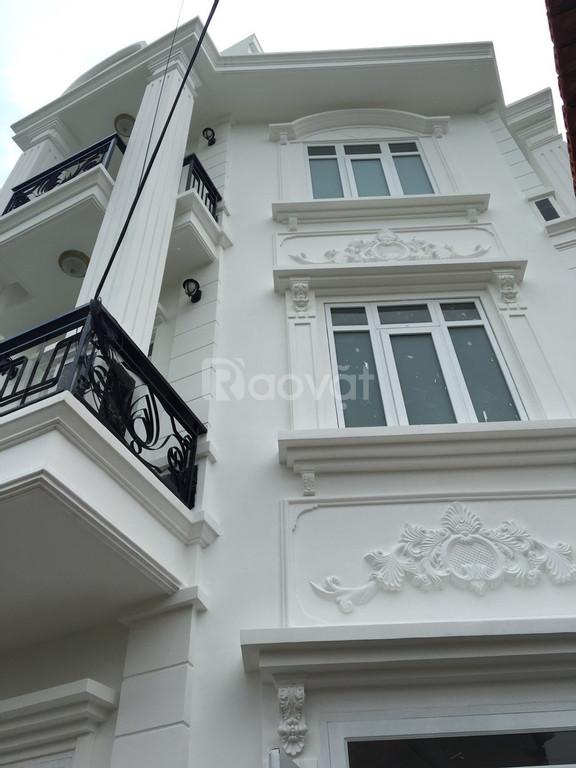 Bán nhà 1 trệt 2.5 lầu, phường Thạnh Xuân, Quận 12  (ảnh 4)