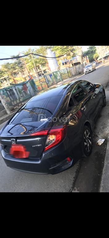Cho thuê xe có tài xế theo tháng honda civic 2018