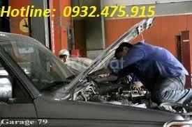 Dịch vụ tốt kích bình ắc quy ô tô An Sương, sửa chữa ô tô lưu động Q12