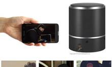 Camera loa nghe nhạc bluetooth ip wifi xem trực tiếp trên điện thoại