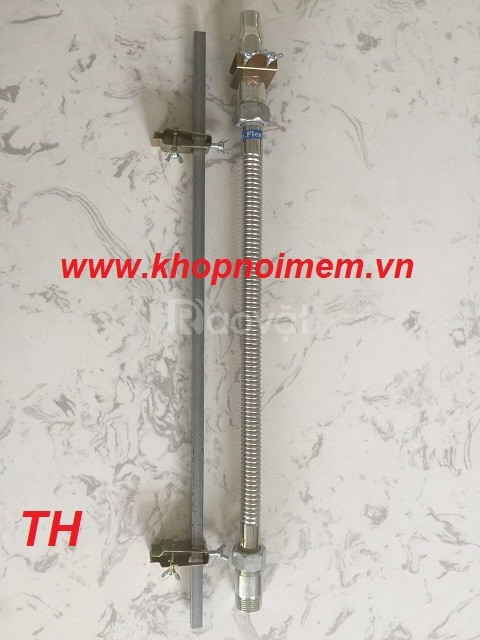 Khớp co giãn áp lực cao/ khớp co giãn AS-510/ khớp co giãn inox.