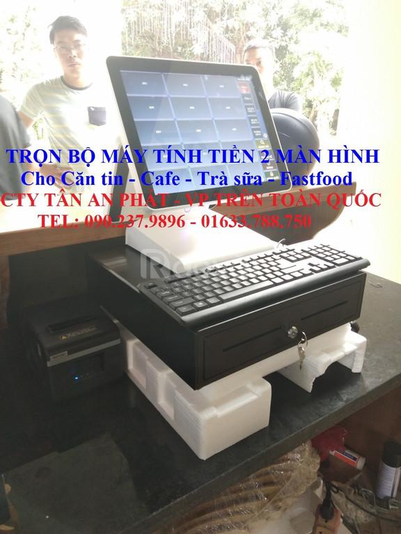 Bán máy bán hàng Pos cho nhà hàng cafe tại Vinh Nghệ An