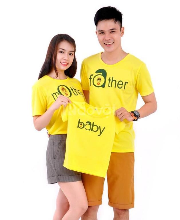 In áo thun giá rẻ - lấy ngay tại Hà Nội
