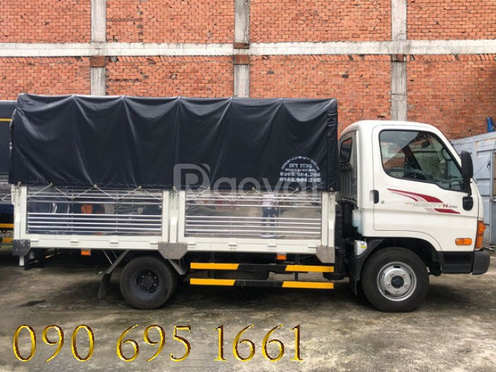 Bán xe tải Hyundai N250, Nhập khẩu 3 cục động cơ Nhật bản, báo giá máy