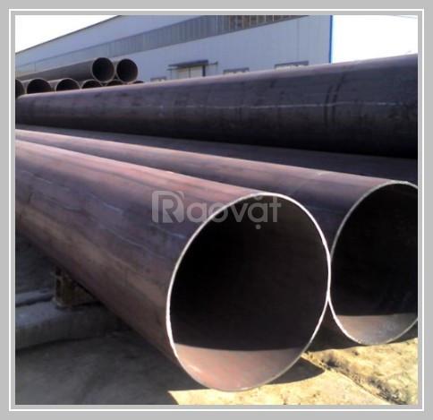 Thép ống hàn, ống thép hàn phi 168, phi 219, phi 325