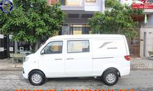 Xe tải van DongBen 5 chỗ đi giờ cấm- trả góp tối đa