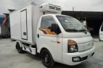 Hyundai H150 thùng đông lạnh | Đóng thùng theo yêu cầu | 1T1