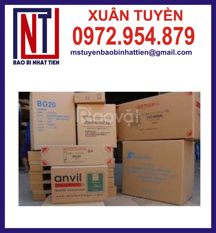 Công ty sản xuất thùng carton