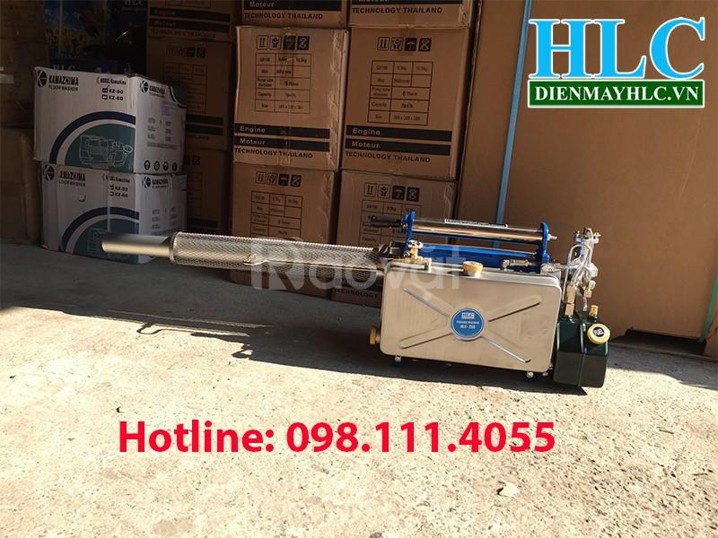 Giới thiệu máy phun khói diệt côn trùng hlc-250 nhập khẩu Hàn Quốc
