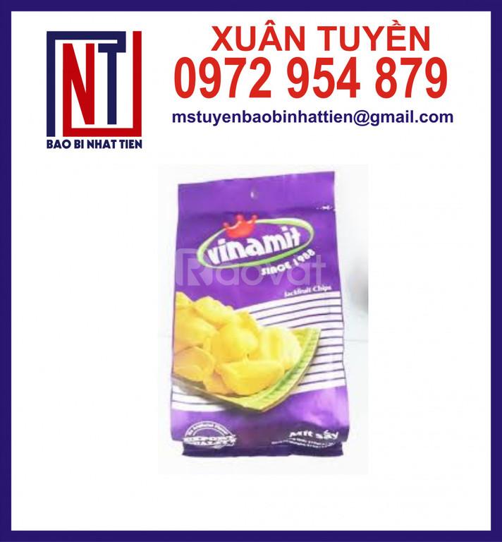 Bao bì thực phẩm in ống đồng