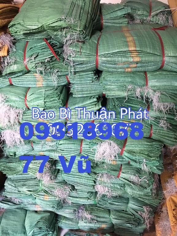 Sản xuất và in ấn bao bì dệt PP/PE