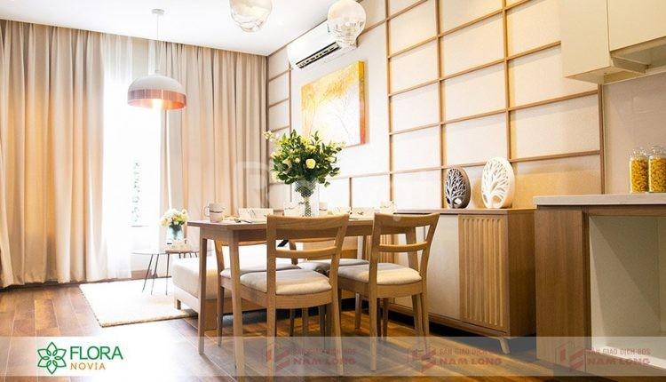Bán căn hộ Flora Novia mặt tiền Phạm Văn Đồng