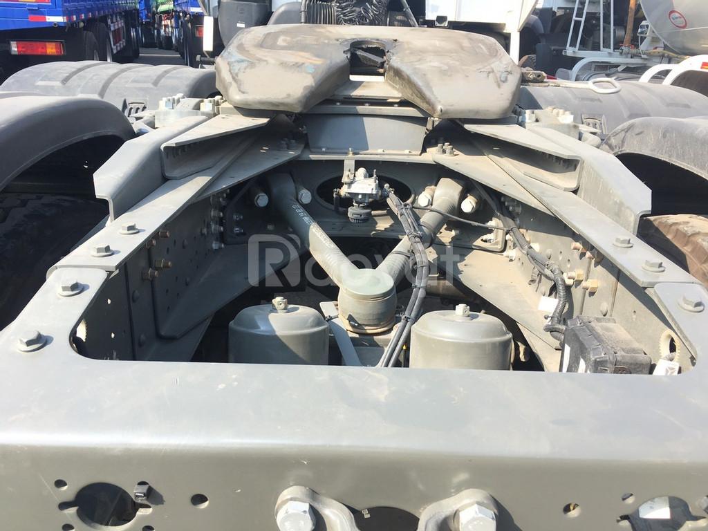 Đầu kéo Howo A7 máy 420ps