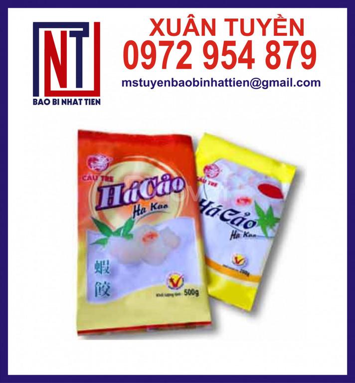 Bao bì thực phẩm ghép màng (ảnh 3)
