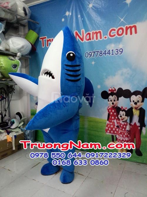 Mascot quảng cáo, linh vật quảng cáo