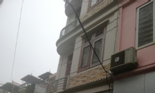 Nhà 5 tầng mặt ngõ đường Hoàng Mai Q. Hoàng Mai, MT 4m, 1.35 tỷ.