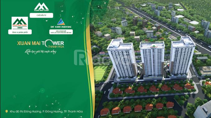 Mở bán chung cư Xuân Mai Tower Thanh Hóa
