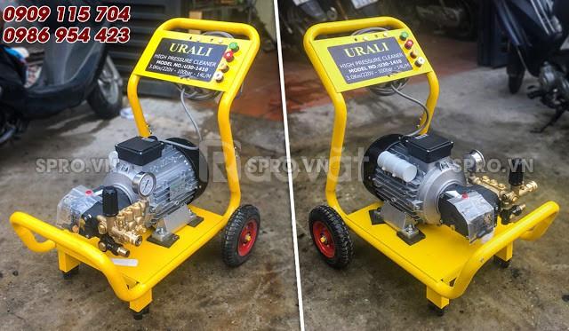 Phân phối máy rửa xe cao áp chính hãng của Ý
