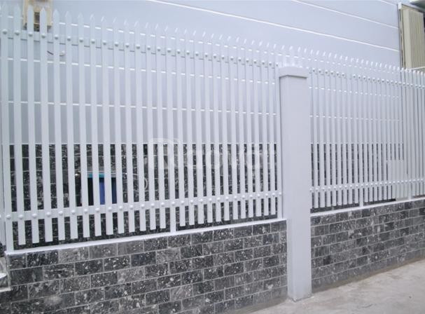 Thi công cửa sắt, hàng rào sắt tại Bình Dương