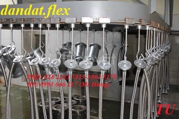 Nhà máy sx: bù trừ pasty/khớp co giãn nở/khớp giãn nở nhiệt inox