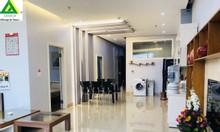 Cho thuê căn hộ cao cấp 2 phòng ngủ -100m2 tại TD Plaza Hải Phòng