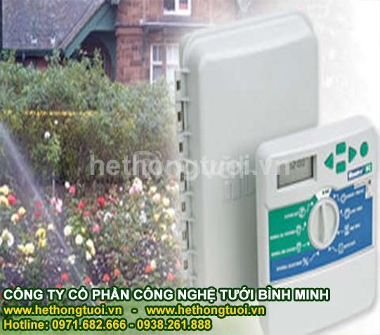 Hệ thống tưới nước tự động, thiết kế hệ thống tưới nước tự động