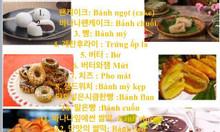Món ăn Việt Nam trong tiếng Hàn Quốc