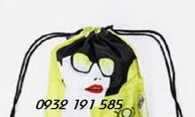 Nên đặt may túi vải thời trang, balo dây rút thời trang ở đâu giá rẻ?