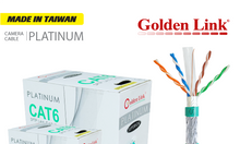 Cáp mạng Golden Link SFTP CAT6 Platinum